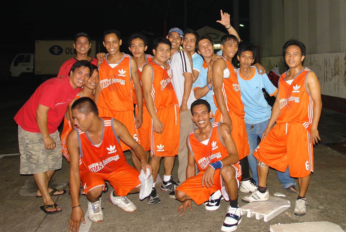 OMNI BASKETBALL TEAM